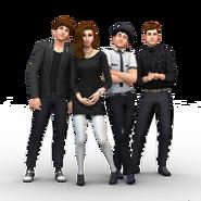 Les Sims 4 Au Travail Echosmith