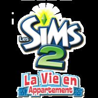 Logo Les Sims 2 La Vie en Appartement