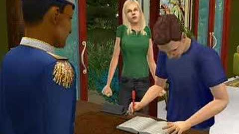 The Sims 2 - Bon Voyage - Trailer 01