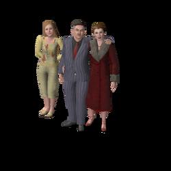 Alto familie