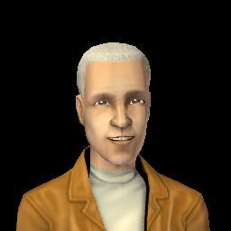Bjorn Beaker (The Sims 2)