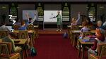 Les Sims 3 University 08