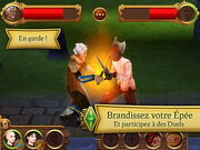 Les Sims Medieval (iPad) 4