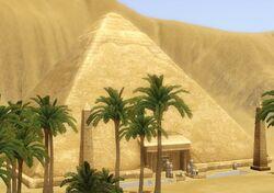Pyramide du ciel