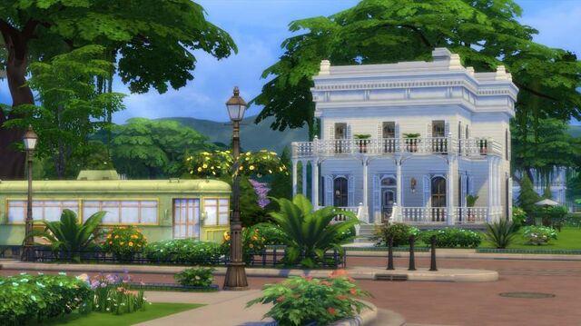 File:TS4 Wealthy House (white).jpg