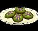 Пончики в форме куклы вуду