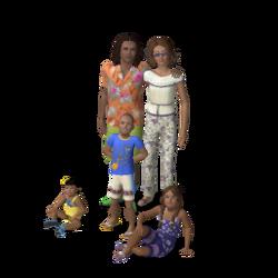 Collins familie