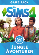 De Sims 4 Jungle Avonturen Cover