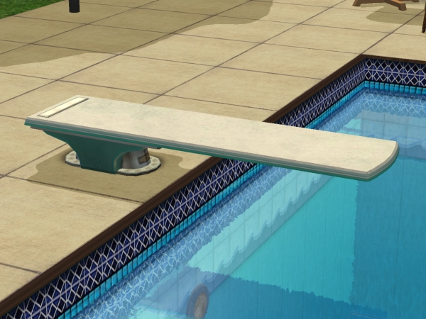 Diving board | The Sims Wiki | Fandom