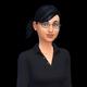 Alexandra van de Kerkhof (De Sims 4)