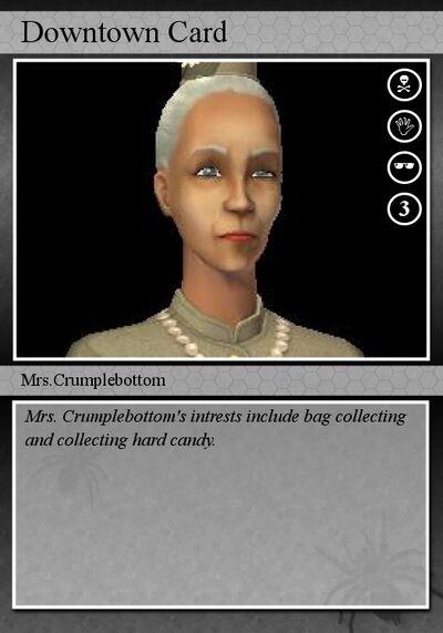 Crumplebottom Card