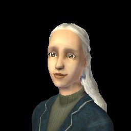 Gundrun Beaker (The Sims 2)