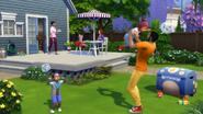 Les Sims 4 Mise à jour Bambins 4