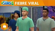 Los Sims 4 ¡A Trabajar! Fiebre Viral