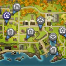 Port Abel Map