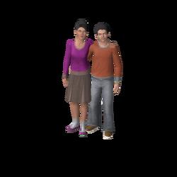 Singh familie (Moonlight Falls)