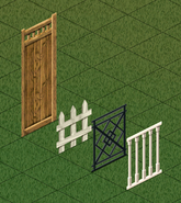 TS1 base game fences