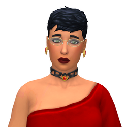 TS4 - Eve Hobson - Portrait