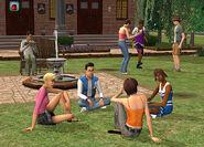 The Sims 2 University Screenshot 29