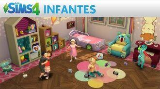 ¡Los infantes llegan a Los Sims 4!