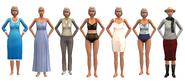 Ann Outfits TS2