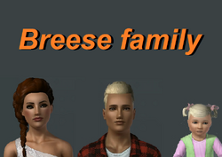 Fanon-Breese family now