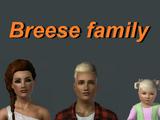 Breese family