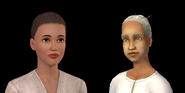 Mariana Matlapin (The Sims 2 and The Sims 3)