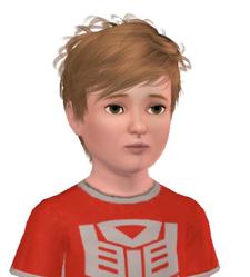 Melchior Reaper (child headshot)