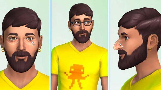 File:TS4 CAS Yellow Shirt Sim.jpg