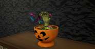 Candy Bowl - Zombie Hand