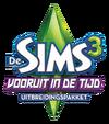 De Sims 3 Vooruit In De Tijd Logo