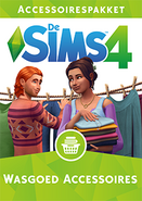 De Sims 4 Wasgoed Accessoires Cover