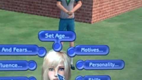 New Sims 2 Cheat