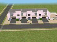 Sims 2 apartment 2-1-