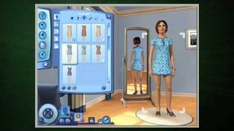 The Sims 3 - Offesiel trailer