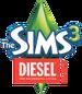 The Sims 3 Diesel Stuff Logo