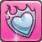 Flirty Heart On Fire