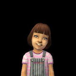 Pauline Trenno (bambin)