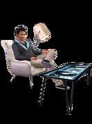 Render Les Sims 3 Diesel 01