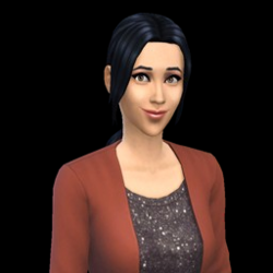Sophia Jordan portrait