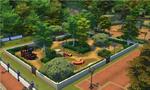 Игровая площадка «Щенячьи забавы»