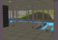 Amar's Clothing and Instruments first floor swimming pool 2