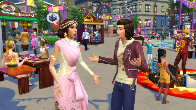 The Sims 4: City Living | The Sims Wiki | FANDOM powered by