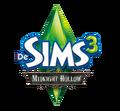 De Sims 3 Midnight Hollow Logo