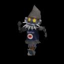 Gnome magique de l'invention