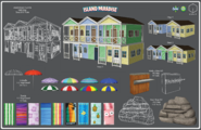 Les Sims 3 Île de Rêve Concept Christina Douk 2