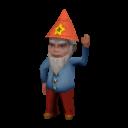 M. Gnome mystère
