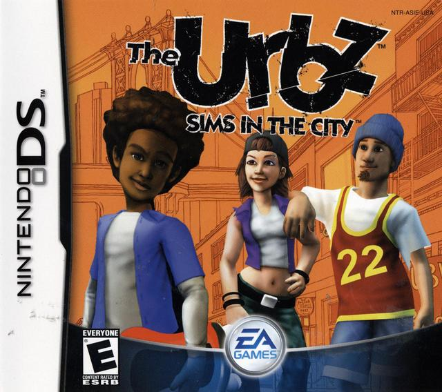 les urbz les sims in the city nds