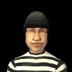 Guillaume Leroy (Les Sims 2)